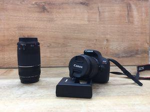 Canon EOS Rebel T6 18.0 MP for Sale in Largo, FL