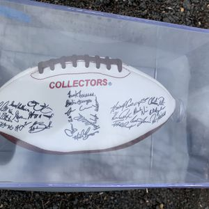 Collectible Football NFL for Sale in Cheshire, CT