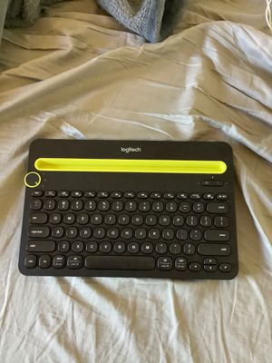Logitech wireless keyboard for Sale in Abilene, TX