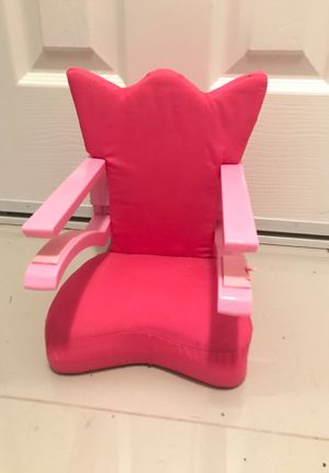 American Girl doll or Our Generation booster seat for dining room table or restaurant for Sale in Lake Placid, FL