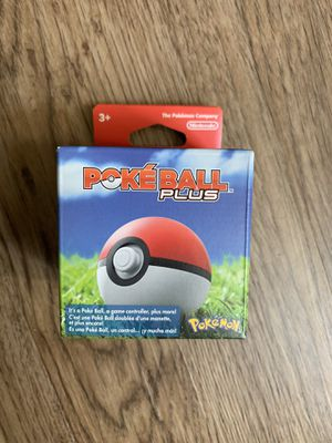 Pokè Ball Plus for Sale in Los Angeles, CA