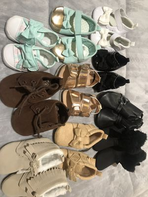 Baby shoes for Sale in Hayward, CA