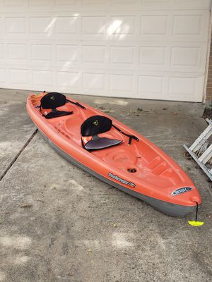 2 person kayak for Sale in Dallas, TX