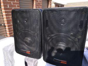 AUDIX--- power speakers---- for Sale in Denver, CO