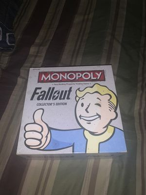 Fallout Monopoly for Sale in Lynwood, CA
