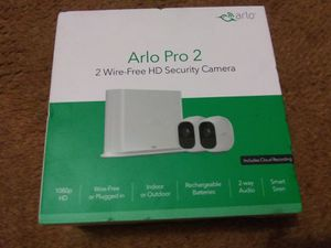 Arlo pro 2 wireless indoor/ outdoor cameras for Sale in Springfield, OR