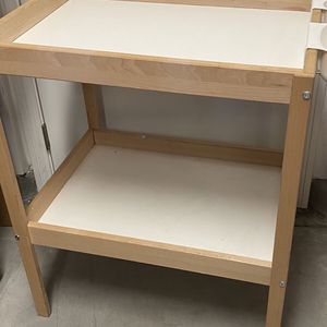 Changing Table/Organizer for Sale in Whittier, CA