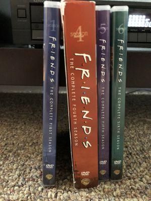 Friends Series 1, 4, 5 & 6 for Sale in Arlington, VA