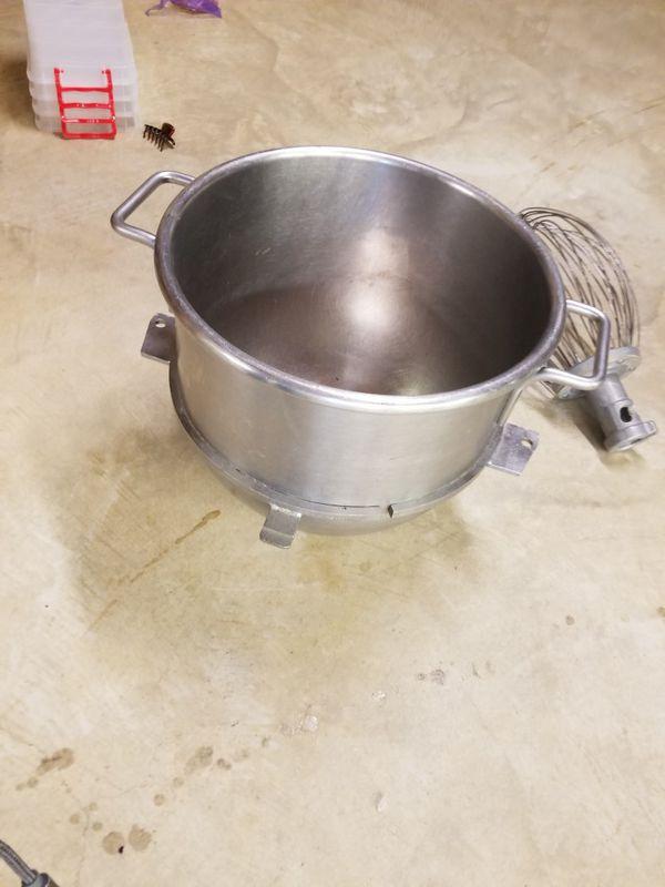Hobart mixer parts