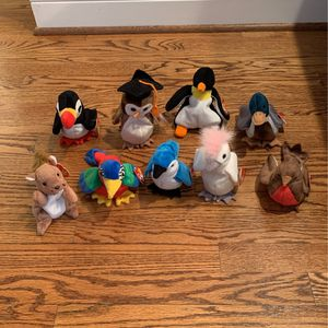 Beanie Baby - Birds And Squirrel for Sale in Chicago, IL