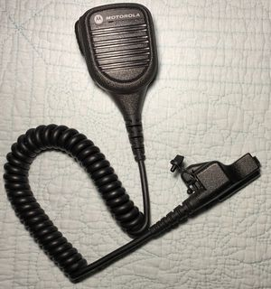 Motorola Radio mic. piece for Sale in Loma Linda, CA