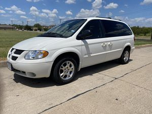 2001 Grand Caravan clean and low miles for Sale in Weatherford, TX