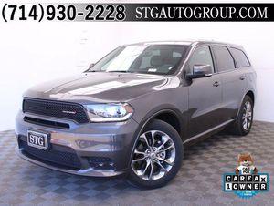 2019 Dodge Durango for Sale in Garden Grove, CA