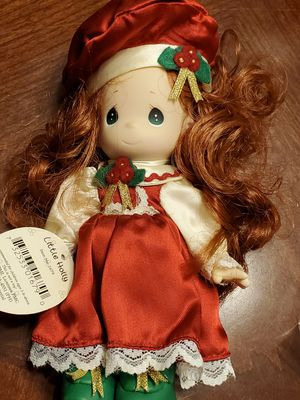 Precious Moments Little Holly Doll for Sale in Hiram, GA