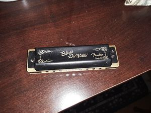 Fender Blues Deville, Honer Big River Harp for Sale in Roanoke, VA