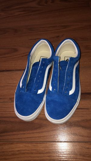 Vans (suede) for Sale in Fayetteville, NC
