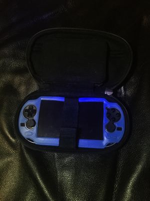 Ps vita 1000 with case for Sale in Los Angeles, CA