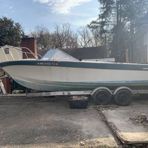 Boat And Trailer for Sale in Arlington, VA