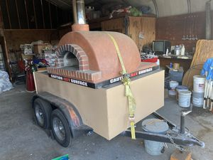 Mobile Pizza Oven for Sale in Gilroy, CA