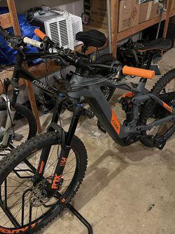 """2020 Cube Stereo Hybrid 140 HPC TM 625 29"""" E-bike for Sale in Boring,  OR"""