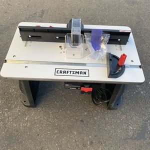 Craftsman Router Table ONLY for Sale in Ontario, CA