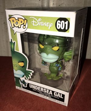 Funko Nightmare Before Christmas Undersea Gal for Sale in Fort Bliss, TX