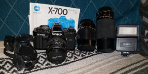 Minolta X-700 for Sale in Mabelvale, AR