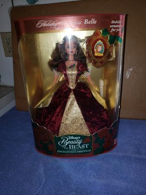 Beauty and the beast Belle doll for Sale in Lake Wales, FL