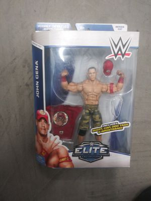 WWE Mattel Elite Series 37 John Cena for Sale in Alameda, CA