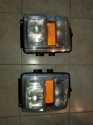 2008 2009 2010 OE Ford F250 F350 Super Duty Pair of Headlights. for Sale in Princeton, FL