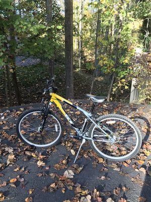 Trek GT Aggressor Mountain Bike Yellow for Sale in Great Falls, VA