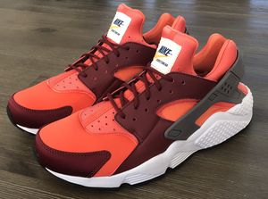 """DS Nike Air Huarache """"Red Coral"""" size 9.5 for Sale in Des Moines, WA"""