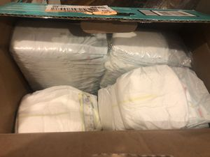 Size 1 diapers for Sale in Chicago, IL