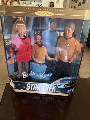 Star Trek Barbie and Ken for Sale in Tucson, AZ