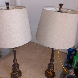 "2 Table Lamp 31"" for Sale in Alexandria, VA"