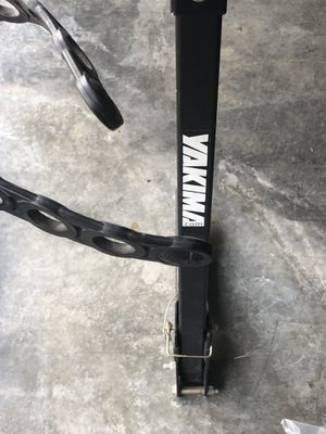 "Yakima 4-bike hitch mount for 2"" hitch for Sale in Hillsboro, OR"