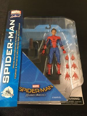 Spiderman COLLECTIBLE toy for Sale in Lone Tree, CO