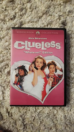 Clueless DVD for Sale in San Diego, CA