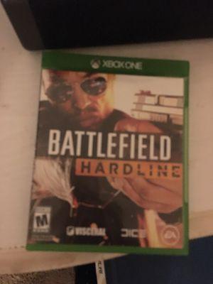 Battlefield hardline for Sale in Durham, NC