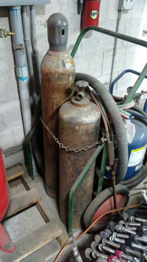 Oxy Acetylene torch & SandBlasting kit for Sale in Miami, FL