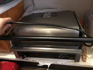 Commercial panini press for Sale in Honolulu, HI