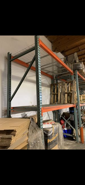 Big storage racks for Sale in San Leandro, CA