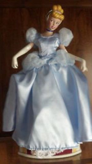 Danbury Mint Collectible Cinderella Doll for Sale in Durham, NC