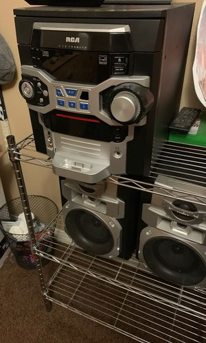 RCA Stereo System for Sale in Bakersfield, CA