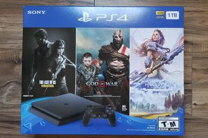 PS4 Console 1TB for Sale in Woodway, TX