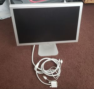"21"" iMac apple macbook monitor, Cinema Display for Sale in Jacksonville, FL"
