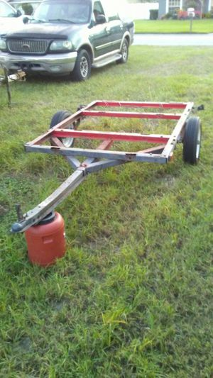Utility trailer like harbor freights for Sale in Haines City, FL