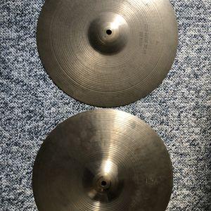 Zildjian New Beats Hi Hat Cymbals for Sale in Columbia, CT