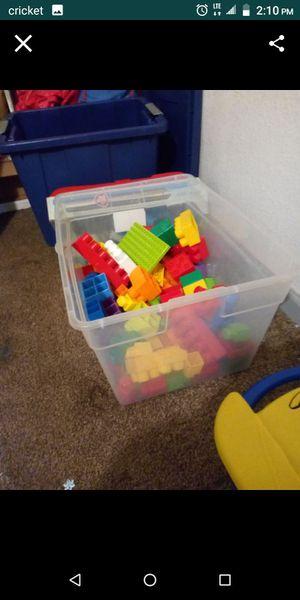 Bin of Legos (bin not included) $10 for Sale in Fresno, CA