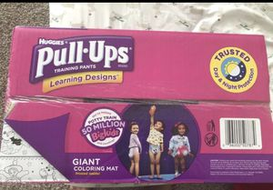 Huggies pullups 128 pack new for Sale in Oldsmar, FL